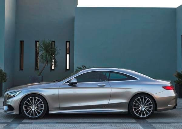 2015 Mercedes-Benz S-Class Coupe revealed 44