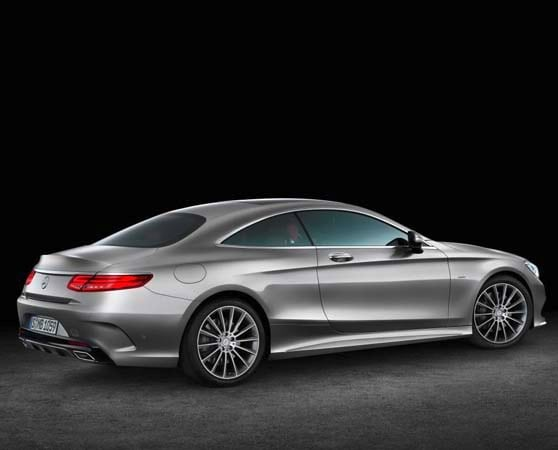 2015 Mercedes-Benz S-Class Coupe revealed 47