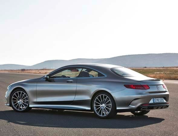 2015 Mercedes-Benz S-Class Coupe revealed 48