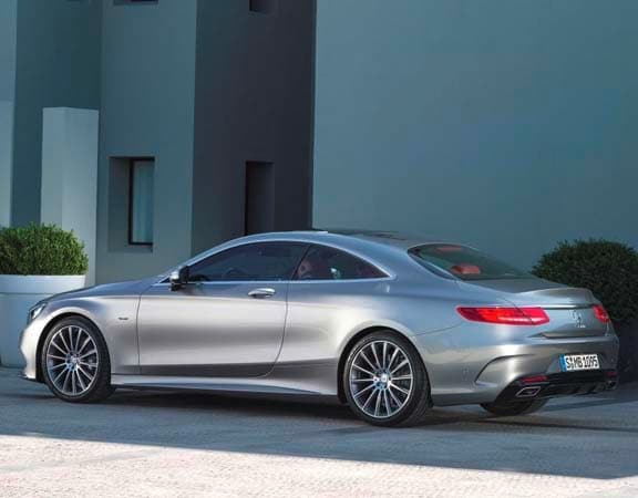 2015 Mercedes-Benz S-Class Coupe revealed 49