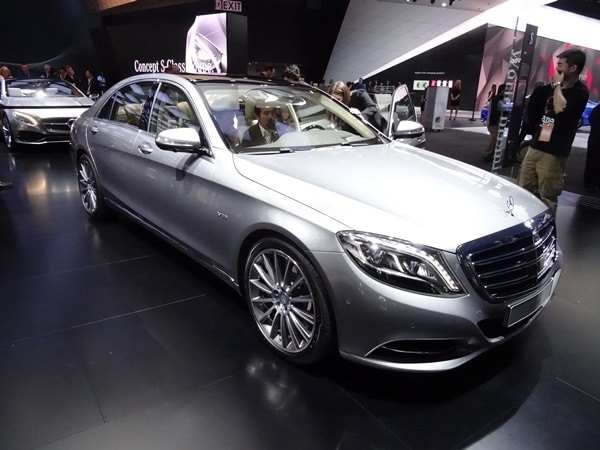 2015 mercedes benz s600 makes debut in detroit kelley for Mercedes benz s600 2015