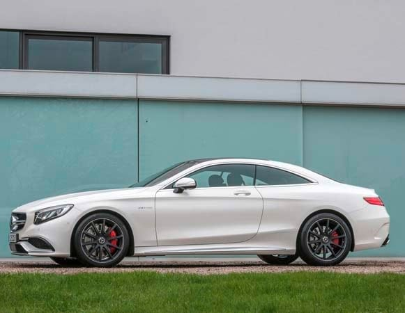 2015 Mercedes Benz S63 Amg 4matic Coupe Revealed Kelley