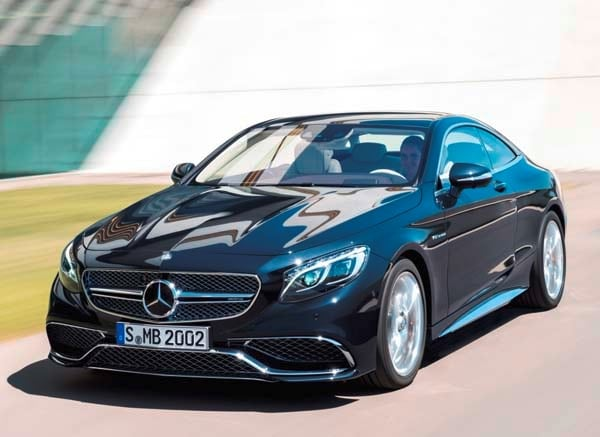 S600 Amg Coupe
