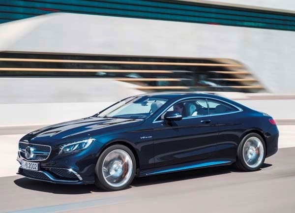 2015 mercedes benz s65 amg coupe elegant exhilaration for Mercedes benz blue book