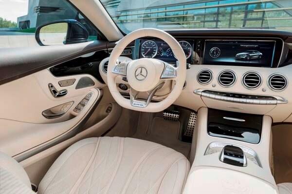 2015 Mercedes-Benz S65 AMG Coupe: Elegant exhilaration 24