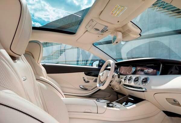2015 Mercedes-Benz S65 AMG Coupe: Elegant exhilaration 25