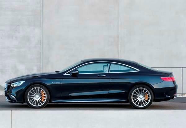 2015 Mercedes-Benz S65 AMG Coupe: Elegant exhilaration 7