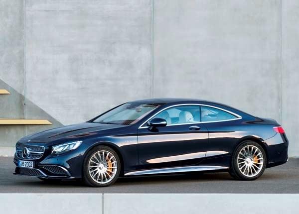 2015 Mercedes-Benz S65 AMG Coupe: Elegant exhilaration 2