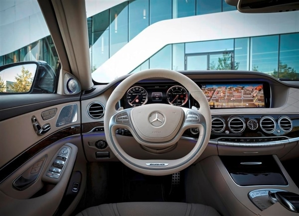 2015 Mercedes Benz S65 Amg Makes Debut In Los Angeles