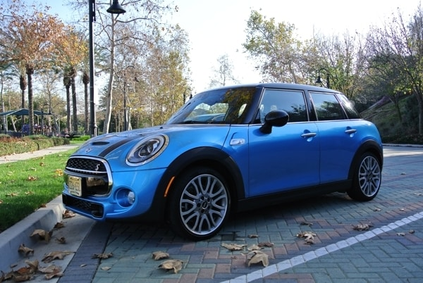 2015 Mini Cooper S Hardtop 4 Door Quick Take Kelley Blue Book