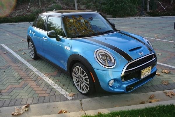 2015 Mini Cooper S Hardtop 4 Door Quick Take Kelley Blue