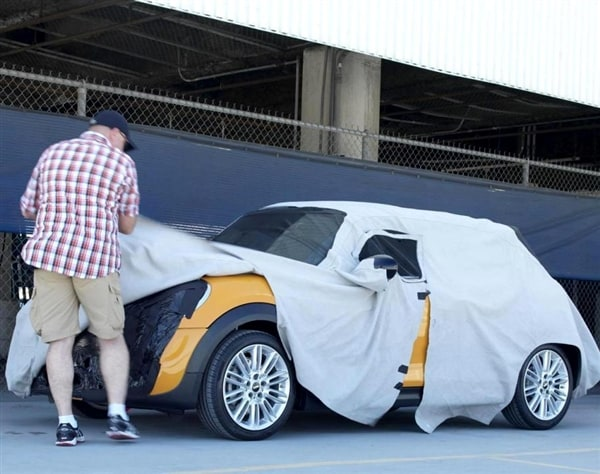 Mini lifts the lid on its next-gen powertrain and chassis tech 3