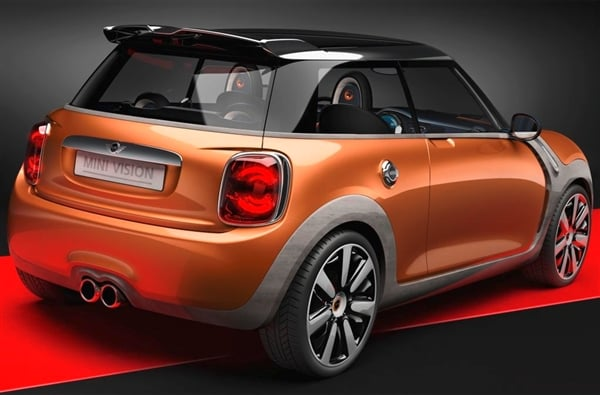 Mini lifts the lid on its next-gen powertrain and chassis tech 2