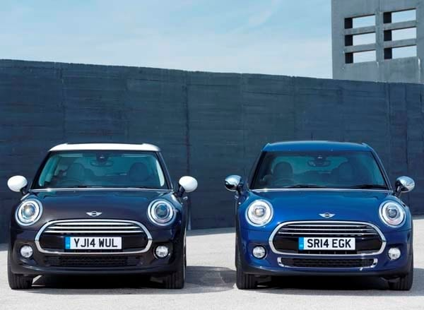 2015 Mini Hardtop 4-door: A stretch in size and appeal 15