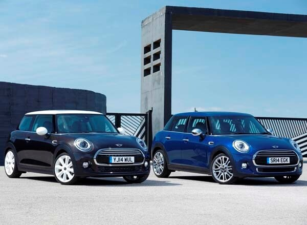 2015 Mini Hardtop 4-door: A stretch in size and appeal 17