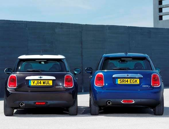 2015 Mini Hardtop 4-door: A stretch in size and appeal 18