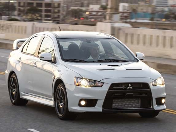 2015 mitsubishi lancer evolution final edition bids a fast farewell