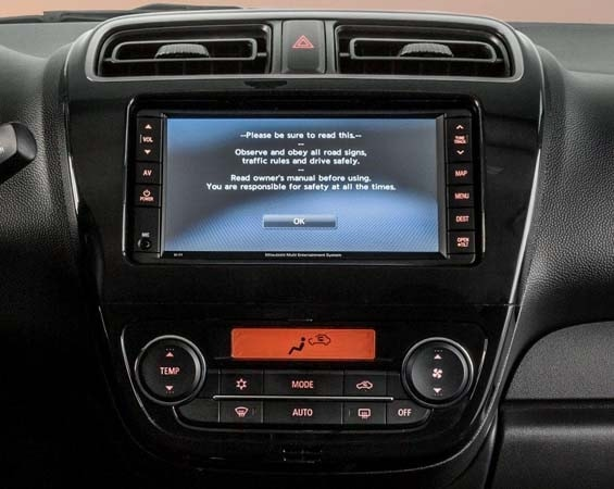2015 Mitsubishi Mirage Is Epa S Top Rated Non Hybrid