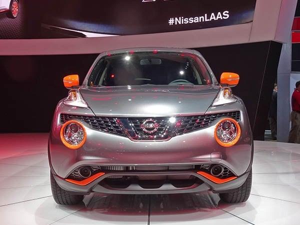Nissan Juke Nismo Rs >> 2015 Nissan Juke/Juke Nismo tweaked - Kelley Blue Book