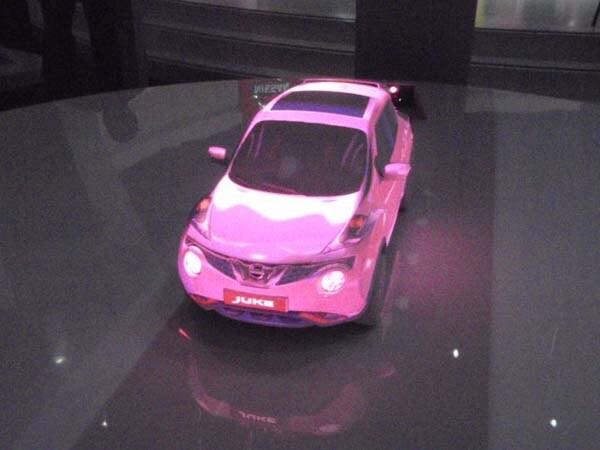 2015 Nissan Juke redesign revealed - coming to America ...  2015 Nissan Juk...