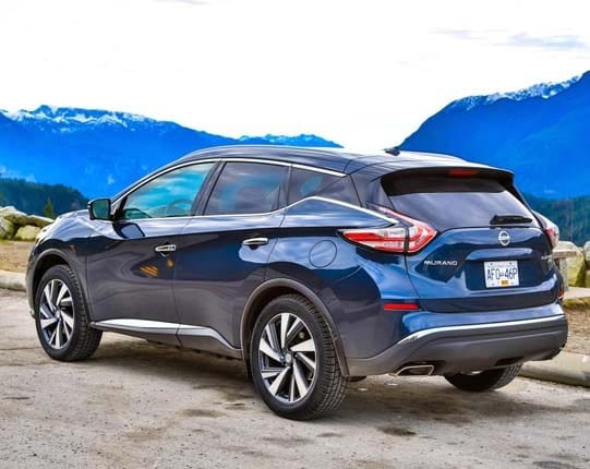 2015 Nissan Murano Towing Capacity | Autos Post