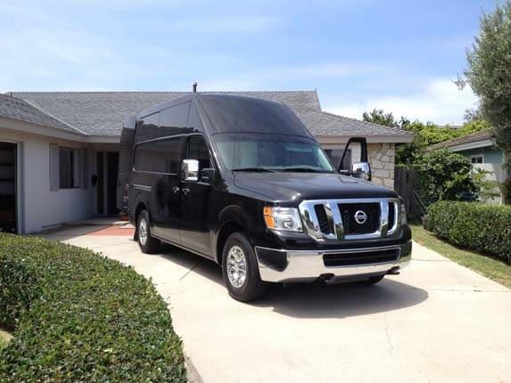 2015 Nissan NV3500 Cargo Van Quick Take: A Moving ...