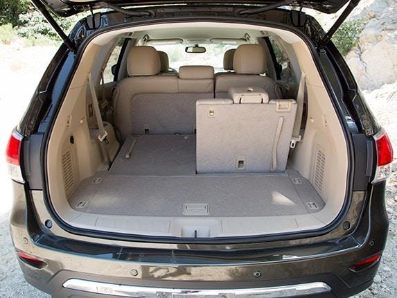 Midsize Suv Comparison 2015 Nissan Pathfinder Kelley Blue Book