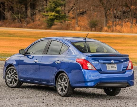 2015 Nissan Versa Sedan: A new look and more features ...