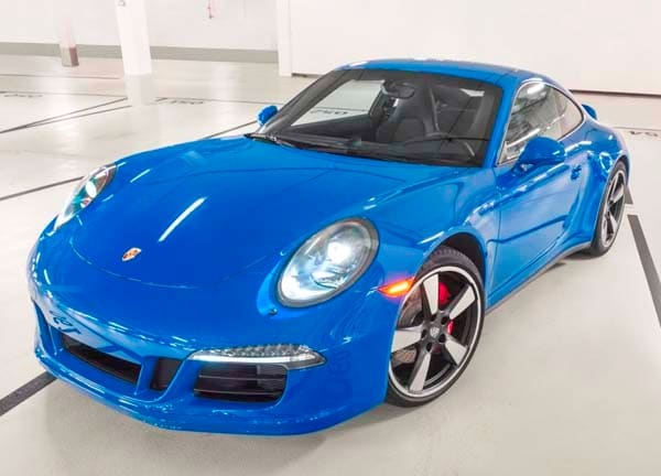 2015 Porsche 911 Carrera Gts Club Coupe Unveiled Kelley