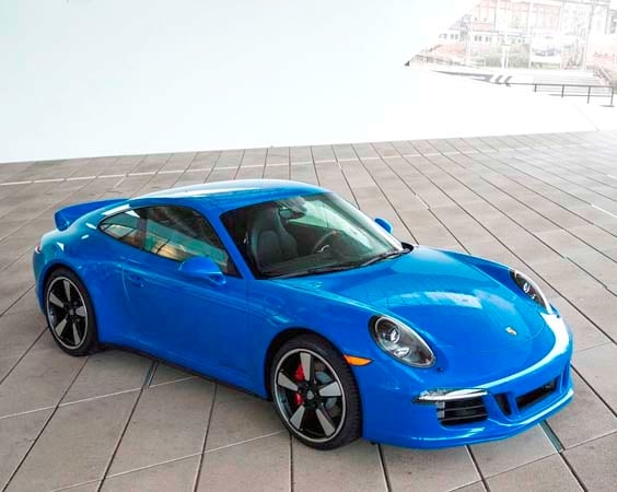 2017 Porsche 911 Carrera Gts Club Coupe Unveiled