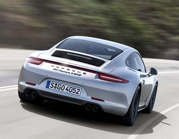 2015 Porsche 911 Carrera Gts Lineup Revealed Kelley Blue Book
