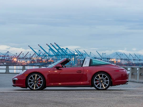 2015 Porsche 911 Targa 4s Quick Take Best Of Both Worlds