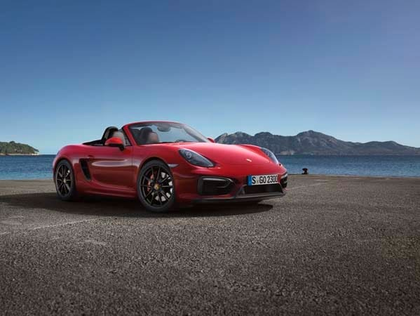2015 Porsche Boxster Gtscayman Gts First Review A Dynamic Duo