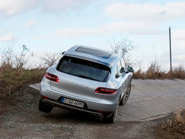 2015 Porsche Macan First Drive: A Hatchback SUV Worthy of the Porsche Crest 5