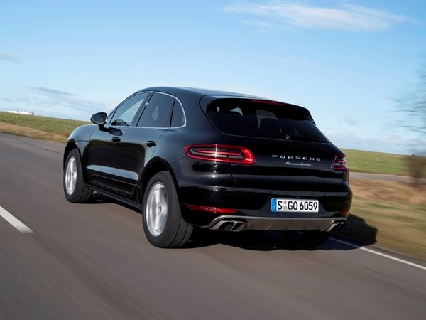 2015 Porsche Macan First Drive: A Hatchback SUV Worthy of the Porsche Crest 40
