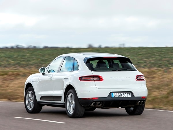 2015 Porsche Macan First Drive: A Hatchback SUV Worthy of the Porsche Crest 17