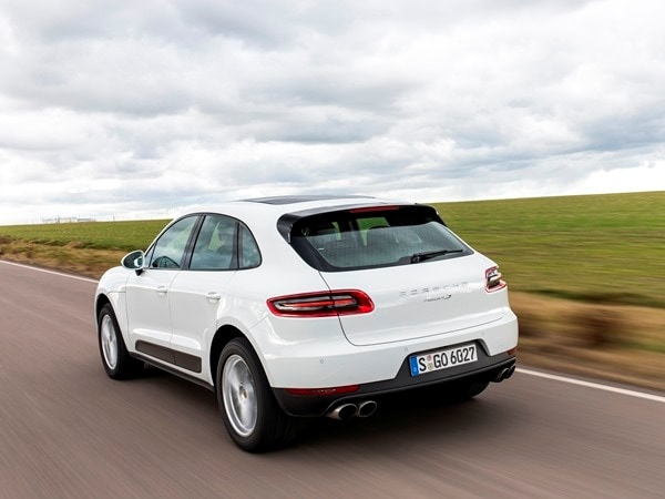 2015 Porsche Macan First Drive: A Hatchback SUV Worthy of the Porsche Crest 19