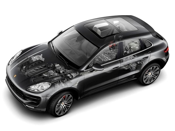 2015 Porsche Macan unveiled at the 2013 Los Angeles Auto Show 39