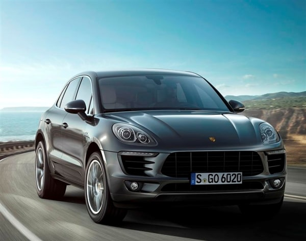 2015 Porsche Macan unveiled at the 2013 Los Angeles Auto Show 28
