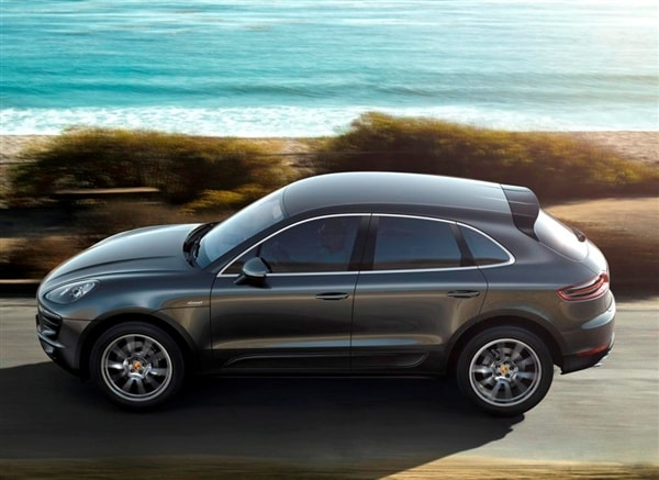 2015 Porsche Macan unveiled at the 2013 Los Angeles Auto Show 31