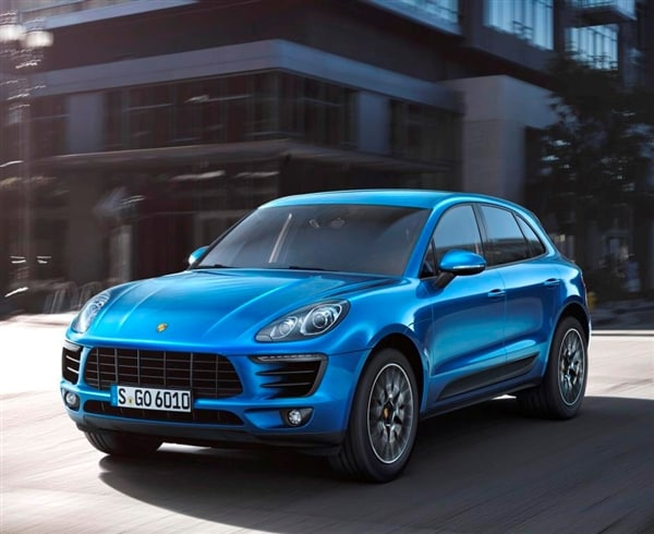 2015 Porsche Macan unveiled at the 2013 Los Angeles Auto Show 35