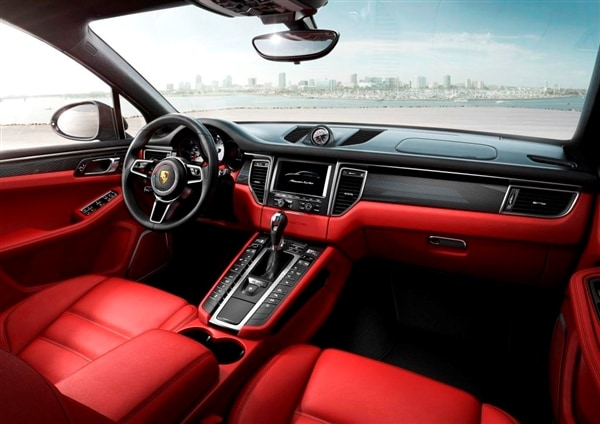 2015 Porsche Macan unveiled at the 2013 Los Angeles Auto Show 38