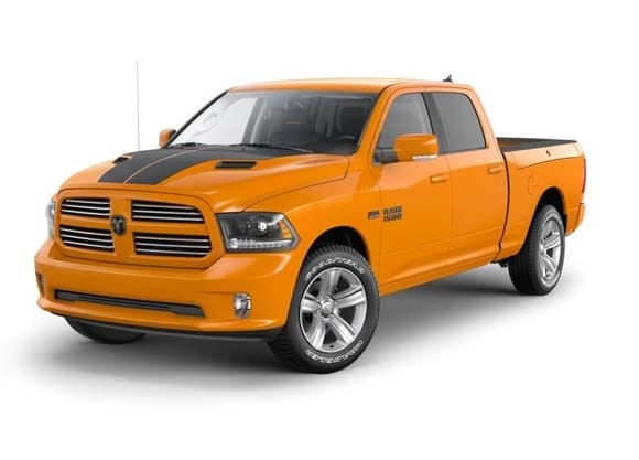 Performance Credentials The 2017 Ram 1500 Sport Lineup Will Expand This April With A Pair Of New Limited Edition Buzz Models Available On Crew Cab