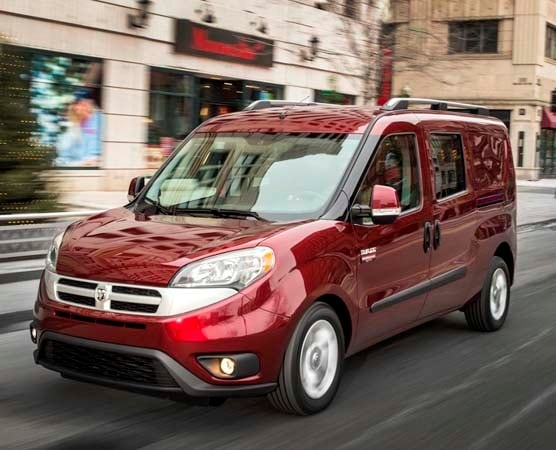 Chattanooga Ford Dealers >> 2015 Ram ProMaster City unveiled - Kelley Blue Book
