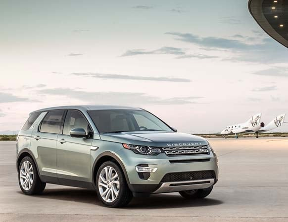 2015 Land Rover Discovery Sport unveiled 3