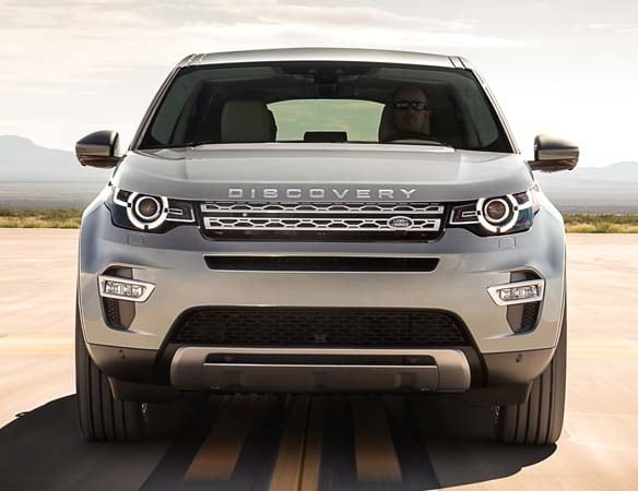 2015 Land Rover Discovery Sport unveiled 7