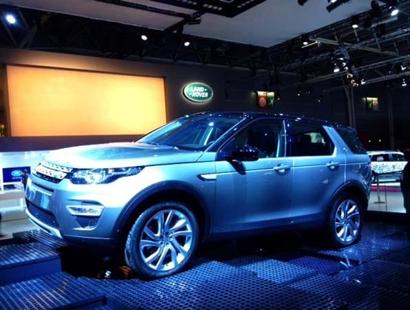 2015 Land Rover Discovery Sport Unveiled Kelley Blue Book