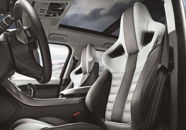 2015 Range Rover Sport SVR packs 550-hp 18