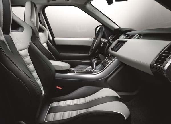 2015 Range Rover Sport SVR packs 550-hp 19