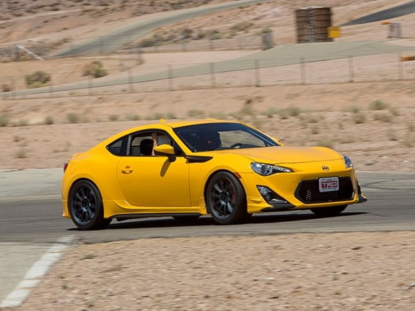 2015 Scion FR-S First Review 6